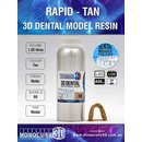 Monocure 3D - Rapid Dental Resin - 1,25 l - Tan