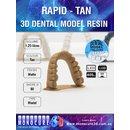 Monocure 3D - Rapid Dental Resin - 1,25 l - Tan