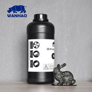 Wanhao 3D-Drucker UV Resin - 1000 ml - Schwarz