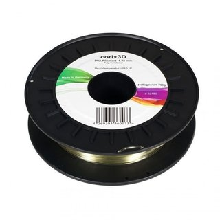 Corix3D T-PVA Filament 1.75 mm / hochwertiges Filament  Made in Germany