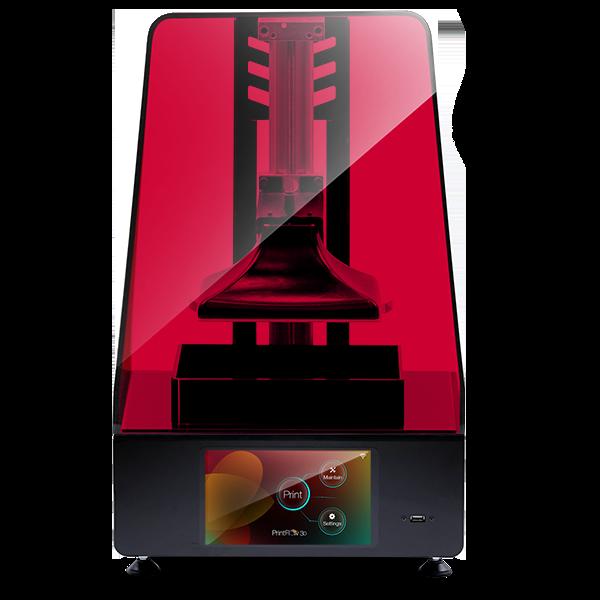 Liquid Crystal 2 Hi-Res 3D-Drucker