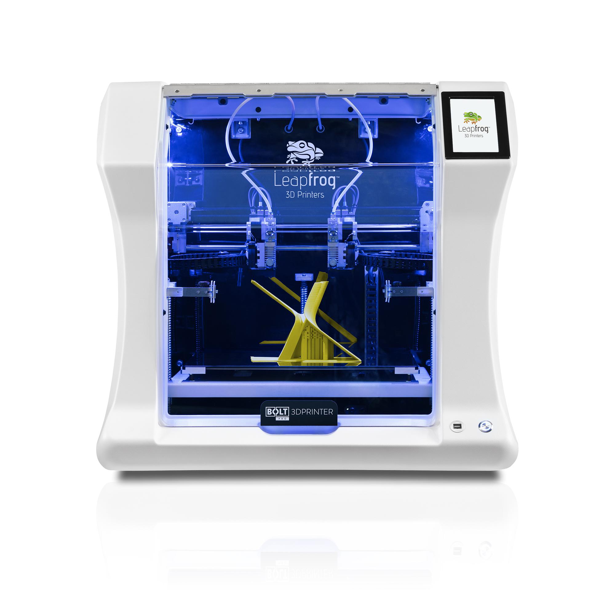Leapfrog Bolt Pro 3D-Drucker mit Dual-Extrude