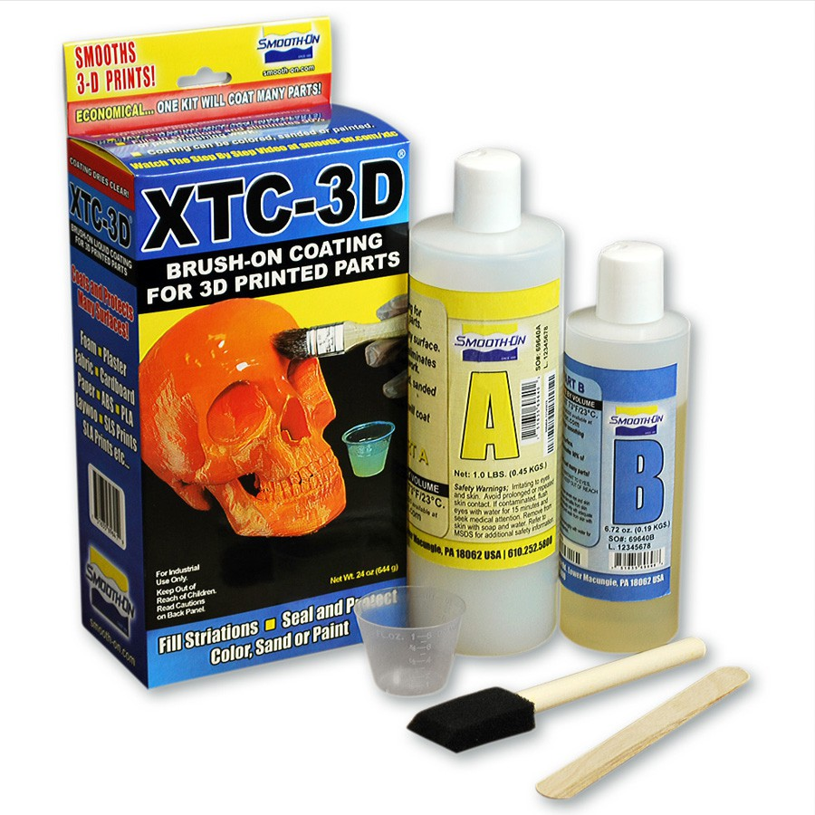 Smooth-On XTC-3D® Epoxidharz Beschichtung für